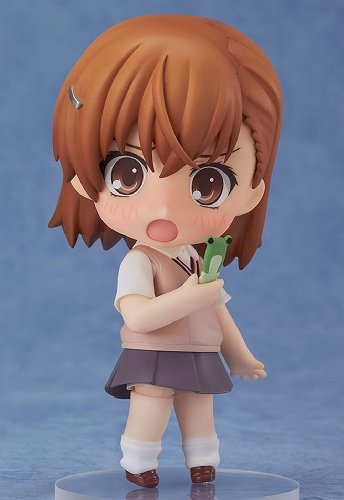Image 5 for To Aru Kagaku no Railgun S - Misaka Mikoto - Nendoroid #345 (Good Smile Company)