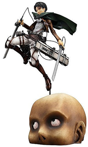 Image for Shingeki no Kyojin - Levi - 1/8 (Good Smile Company)