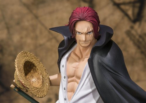 Image 3 for One Piece - Red-Haired Shanks - Figuarts ZERO - Showdown at the summit ver. (Bandai)