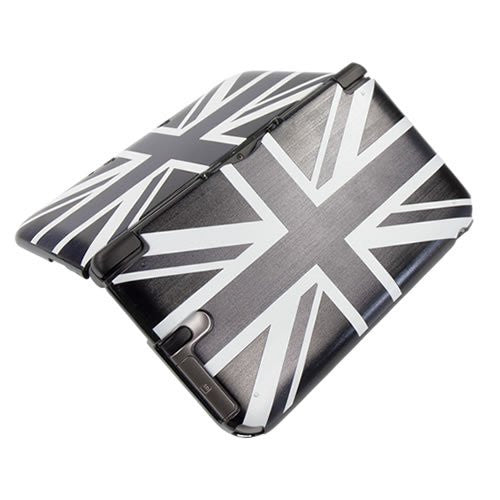 Image 4 for Design Cover for 3DS LL (Union Jack Monotone)