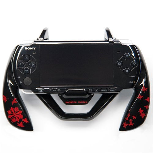 Image 7 for Monster Hunter Portable 3rd Hunting Grip S (Hunter Black)
