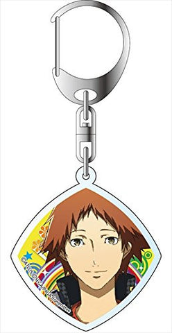 Persona 4: the Golden Animation - Hanamura Yousuke - Keyholder (Contents Seed)