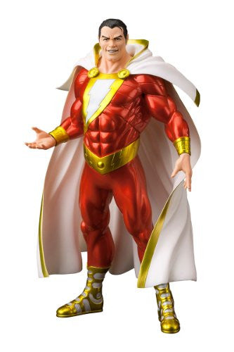Image 1 for Justice League - Shazam! - Captain Marvel - DC Comics New 52 ARTFX+ - 1/10 (Kotobukiya)