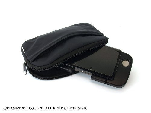 Image 6 for Just In One 3DS LL Multi Pouch (Black)