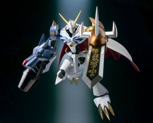 Image 4 for Digimon Adventure - Omegamon - D-Arts (Bandai)