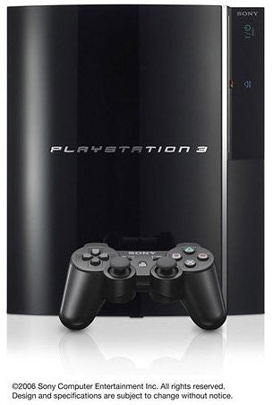 PlayStation3 Console (HDD 60GB Model) - 110V