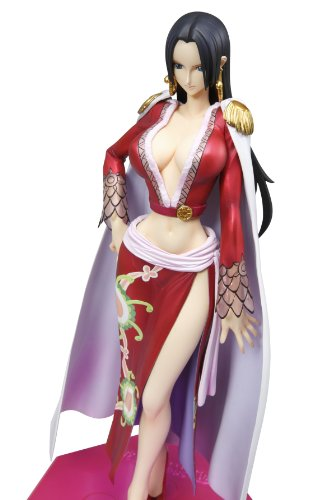 Image 4 for One Piece - Boa Hancock - Excellent Model - Portrait Of Pirates DX - 1/8 (MegaHouse)