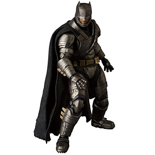 Image 4 for Batman v Superman: Dawn of Justice - Batman - Mafex No.023 - Armored (Medicom Toy)