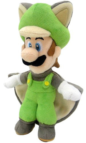 Image 2 for New Super Mario Bros. U - Luigi - Small (San-ei)