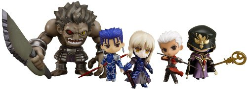 Fate/Stay Night - Berserker - Nendoroid - Nendoroid Petit: Fate/Stay Night Extension Set (Good Smile Company)
