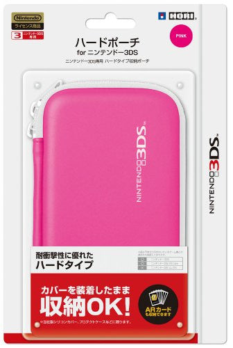 Image 1 for Hard Pouch 3DS (Pink)