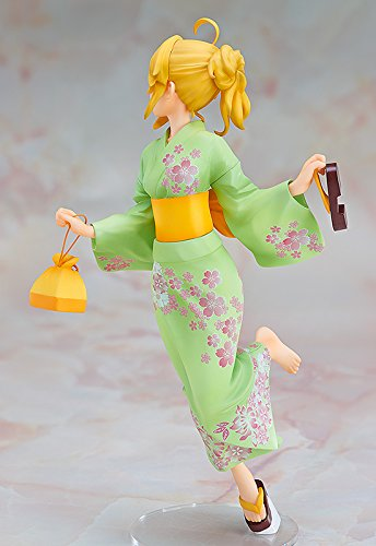 Image 4 for The Idolmaster (TV Animation) - Hoshii Miki - 1/8 - Yukata ver. (FREEing)