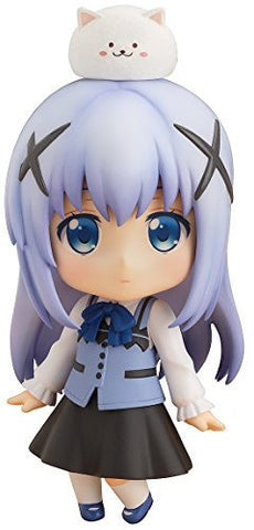 Image for Gochuumon wa Usagi Desu ka? - Kafuu Chino - Tippy - Nendoroid #558 (Good Smile Company)