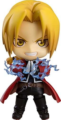 Image 1 for Hagane no Renkinjutsushi - Edward Elric - Nendoroid #788 (Good Smile Company)