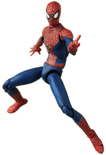 Image 1 for The Amazing Spider-Man 2 - Spider-Man - Mafex #4 - DX set (Medicom Toy)