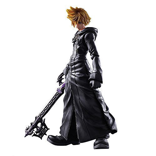 Image 1 for Kingdom Hearts II - Roxas - Play Arts Kai - -Organization XIII ver.- (Square Enix)