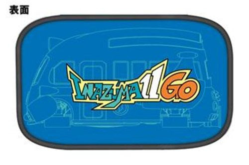 Image 1 for Inazuma Eleven Go Perfect Pouch for 3DS LL (blue)