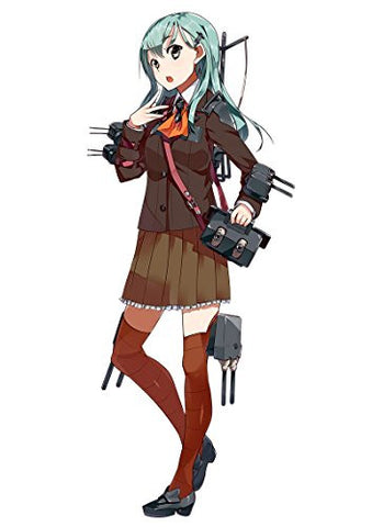 Image for Kantai Collection ~Kan Colle~ - Suzuya - 20 - Kanmusu Heavy Cruiser Suzuya - 1/700 (Aoshima, Tamiya)