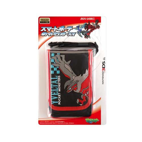 Image 1 for Pokemon Smart Pouch for 3DS LL (Yveltal)