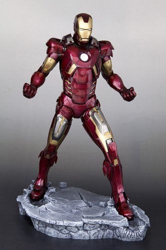 Image 2 for The Avengers - Iron Man Mark VII - ARTFX Statue - 1/6 (Kotobukiya)