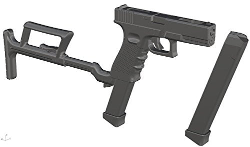 Image 4 for Little Armory LA028 - Glock 17, 18C - 1/12 (Tomytec)