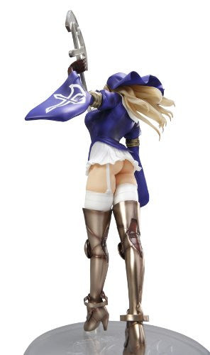 Image 5 for Queen's Blade Rebellion - Siggy - Excellent Model - 1/8 (MegaHouse)