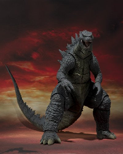 Image 6 for Godzilla (2014) - Gojira - S.H.MonsterArts (Bandai)