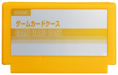 Image 3 for Retro Game Card Case for 3DS (Yellow)