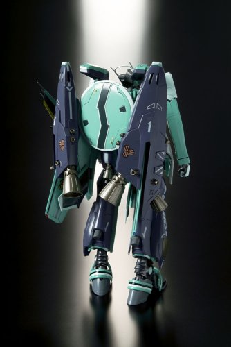Image 2 for Macross Frontier - RVF-25 Super Messiah Valkyrie (Luca Angelloni Custom) - DX Chogokin - 1/60 (Bandai)