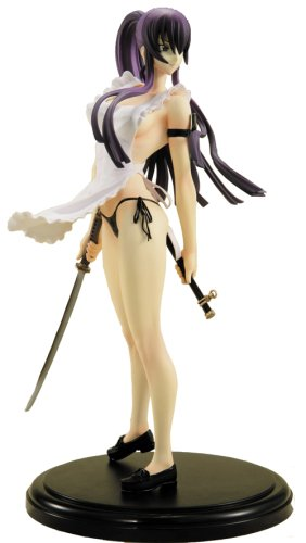 Gakuen Mokushiroku - Highschool of the Dead - Busujima Saeko - 1/8 (Toy's Works)