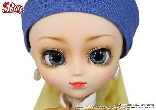 Image 6 for Pullip (Line) - Pullip - Girl with a Pearl Earring - 1/6 - Pullip The Masterpiece Series (Groove)