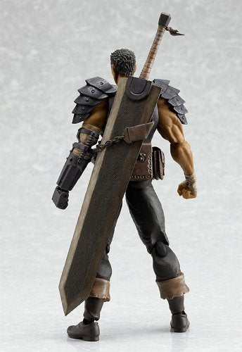 Image 3 for Berserk - Guts - Figma - Black Soldier ver. - 120 (Max Factory)