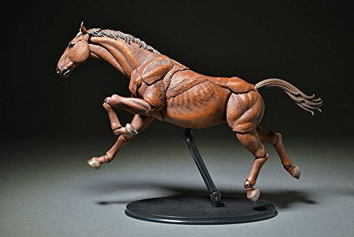 Image 1 for KT Project KT-008 - Revoltech - Horse - Color (Kaiyodo)