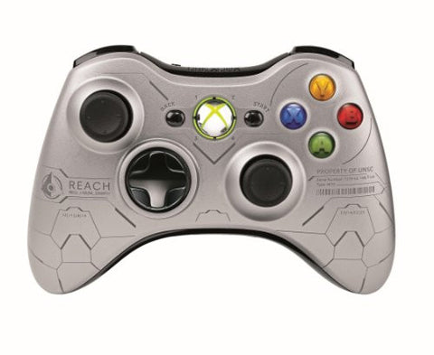 Image for Xbox 360 Wireless Controller [Halo Reach Limited Edition]
