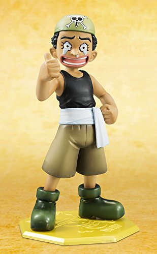 Image 3 for One Piece - Usopp - Excellent Model - Portrait Of Pirates MILD - 1/8 - CB-R3 (MegaHouse)