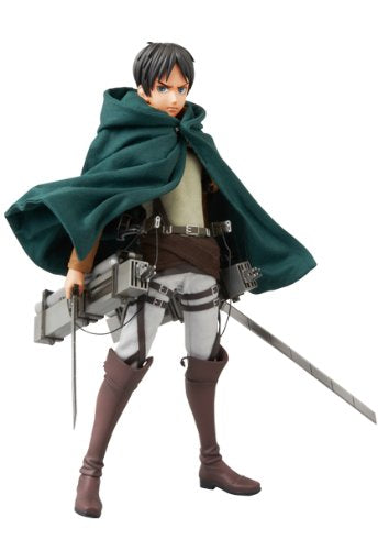 Image 6 for Shingeki no Kyojin - Eren Yeager - Real Action Heroes #668 - 1/6 (Medicom Toy)