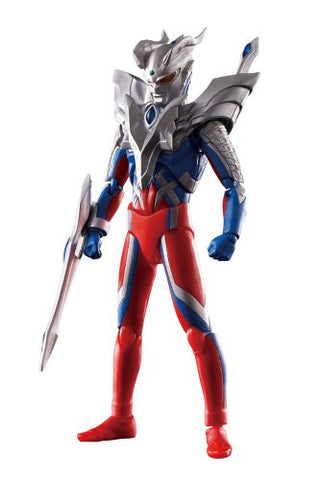 Image for Ultraman Zero THE MOVIE: Choukessen! Beriaru Ginga Teikoku - Ultimate Zero - Ultra-Act (Bandai)