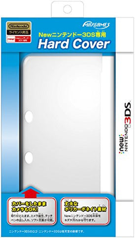 Image for Hard Cover for New 3DS (Clear)