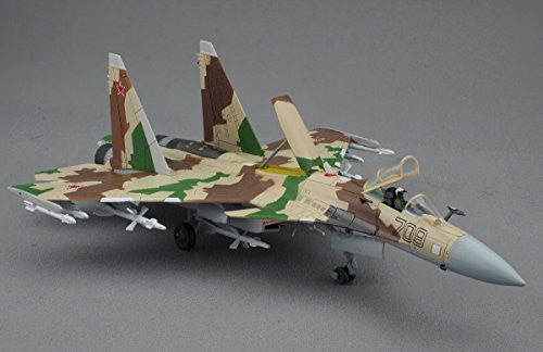 Image 6 for GiMIX Aircraft Series - AC603 - Russian Air Force Su-27M - 1/144 - Flanker E1 (Tomytec)