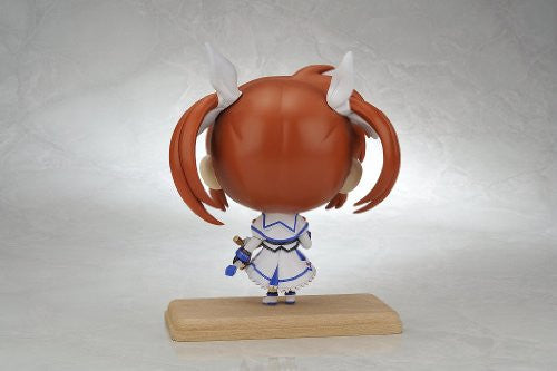 Image 2 for Mahou Shoujo Lyrical Nanoha The Movie 1st - Takamachi Nanoha - Soft Vinyl Figure (Movic)