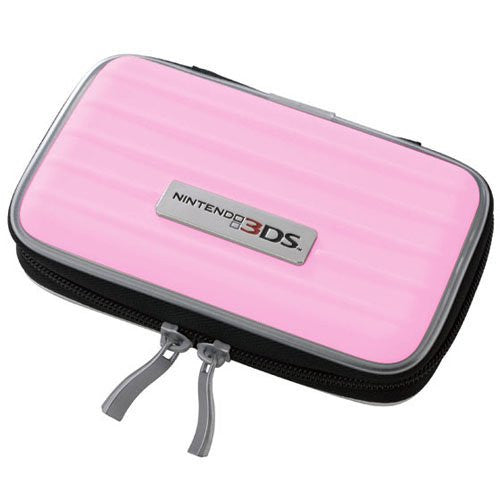 Image 2 for EVA Case for 3DS (Pink)