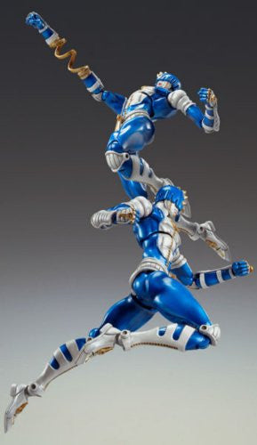 Image 4 for Jojo no Kimyou na Bouken - Vento Aureo - Sticky Fingers - Super Action Statue #32 (Medicos Entertainment)