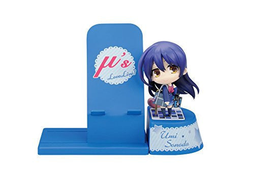 Image 1 for Love Live! School Idol Project - Sonoda Umi - Cell Phone Stand - Choco Sta (Broccoli)