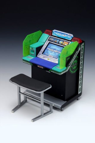 The Idolmaster - Memorial Game Collection Series - The iDOLM@STER arcade cabinet - 1/12 (Wave)