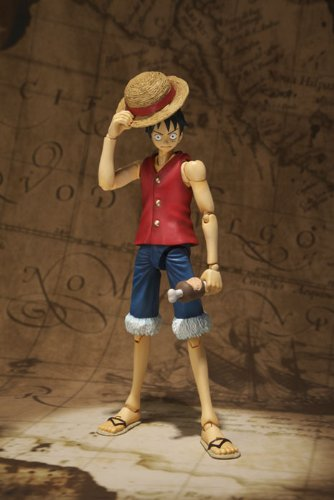 Image 2 for One Piece - Monkey D. Luffy - S.H.Figuarts (Bandai)
