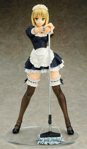 Image 3 for Fate/Hollow Ataraxia - Saber - 1/6 - Maid Ver. R (Alter)