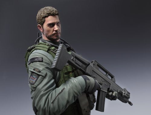 Image 9 for Biohazard 6 - Chris Redfield - Capcom Figure Builder Creator's Model (Cafe Reo, Capcom)