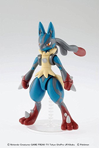 Image 3 for Pocket Monsters - Lucario - 35 - Mega Evolution (Bandai)