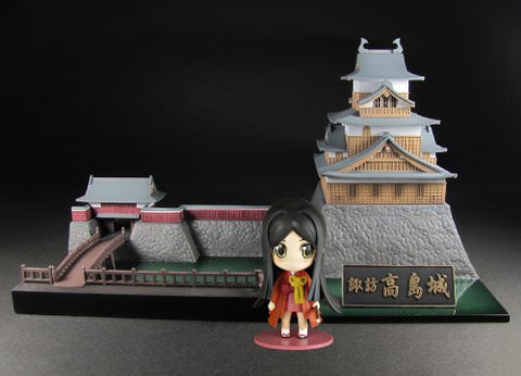 Image for Takashima castle - 1/200 - Suwahime set - 01S (PLUM)