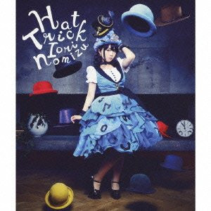 Image for Hat Trick / Iori Nomizu